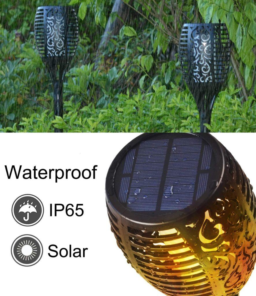 Solarfackel